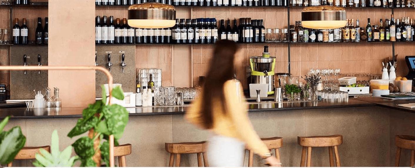 Wireless Social - Guest WiFi - Bar
